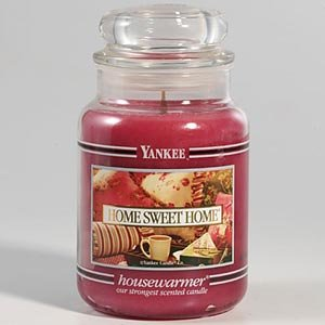 Yankee Candle Home Sweet Home Large Jar 22oz Candle