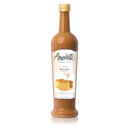 Amoretti Premium Tres Leches Syrup (750mL)