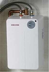 Stiebel Eltron SHC 2.5 Mini-Tank Electric Water Heater with 2.65 Gallon Capacity, Electric