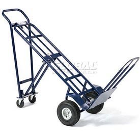 3 In 1 Steel Convertible/Folding Hand Truck