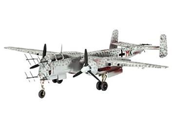 """Revell - 4690 - Maquette Classique à Peindre et à Coller - Heinkel He 219 """"UHU"""""""