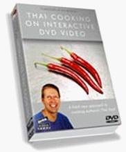 Thai Cooking on Interactive DVD Video