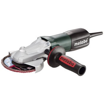 Buy Discount Metabo 613060420 WEF9-125 5 in. 8 Amp Pro Series Flat-Head Angle Grinder