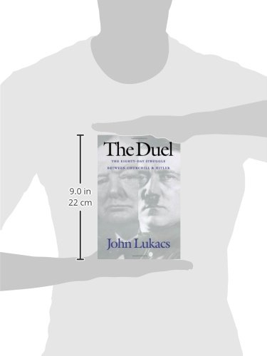 a review of the duel by john lukacs Duel cl john lukacs, author houghton mifflin harcourt (hmh) $1995 (258p) isbn 978-0-89919-967-2 more by and about this author other books five.