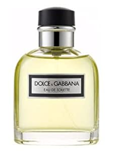 Pour Homme by Dolce & Gabbana Eau de Toilette Spray 125ml, Aftershave Balm 50ml & Shower Gel 50ml