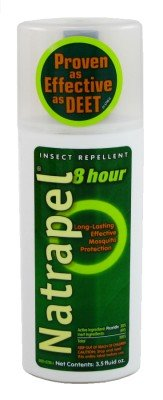 Natrapel 8 Hour Insect Repellent 100 ml Pump