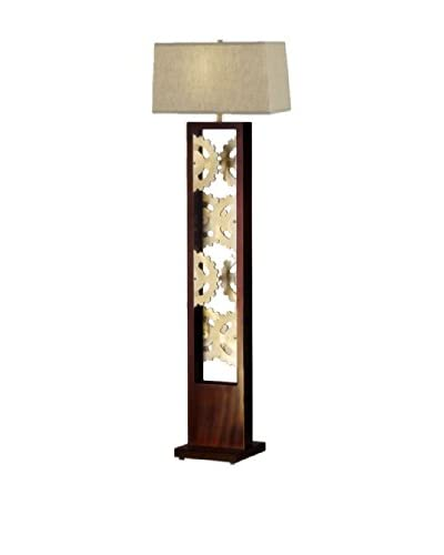 Nova Lighting Gears Floor Lamp