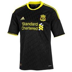 Liverpool Third Shirt 2010/11 – Kids – Boys XL 32″-34″/86cm Chest 14 Years