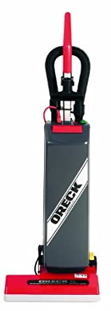 """Oreck Commercial UPRO18T Pro-18 Dual Motor Upright Vacuum Cleaner with Onboard Tools, 18"""" Vacuum Width"""