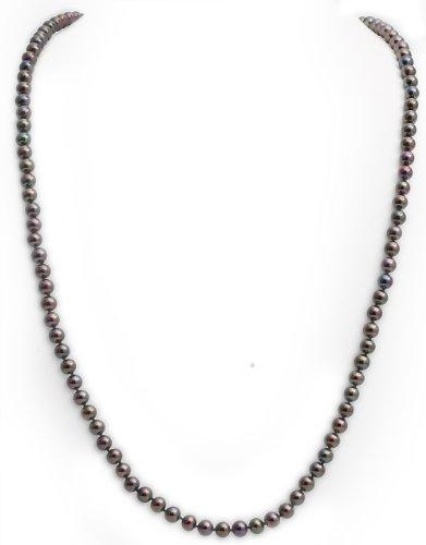 Kimura Pearls Damen Kette 9 Karat (375) Weißgold FBS7034