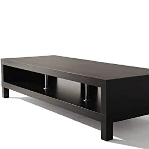 "Ikea Lack LCD Plasma Tv Stand up to 58"", Product dimensions Width: 58 5/8 "" Depth: 21 5/8 "" Height: 13 3/4 "" Max. load: 143 lb"
