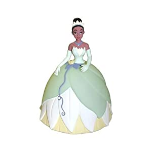The Princess and the Frog Figural Nightlight