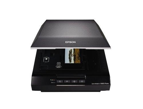 Epson Perfection V600 High Resolution 6400 x 9600 dpi Scanner