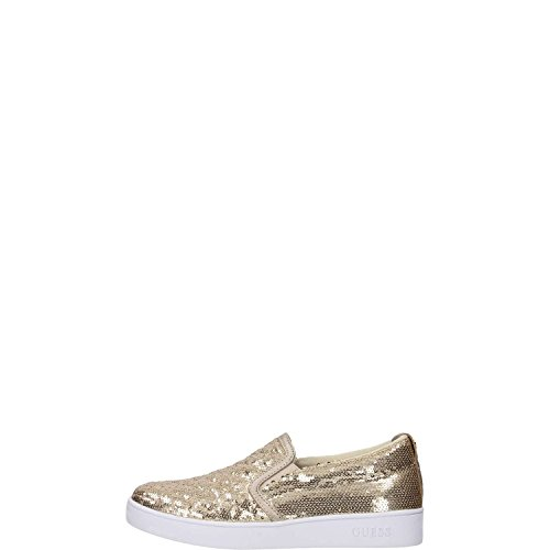 GUESS donna slip on FLGLO1-SAT12 gold 40 Oro