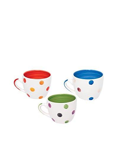 ZZZ_Merry Christmas Espressotasse 6er Set mehrfarbig