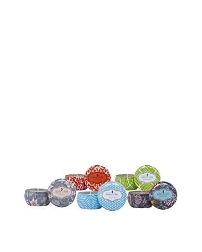 The Soi Co. Set of 5 Luxe 9-Oz. Travel Candles, Aqua De
