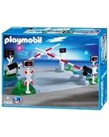 Playmobil - 4306 - Passage à niveau