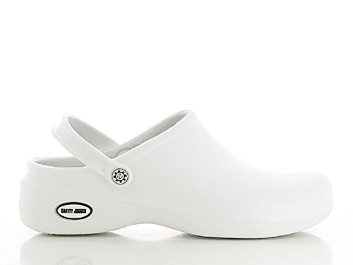 Safety Jogger Bestlight bestlight Unisexe-Adultes Sabots Blanc