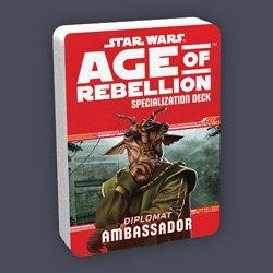 Star Wars Age of Rebellion: Ambassador Specialization Deck