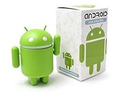 Google Android グーグル アンドロイド アンドリュー・ベル ミニコレクタブル フィギュア/Andrew Bell Designer Toy Figure