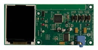 Microchip Dm320013 Pic32M, Mtouch Slider, Starter Kit