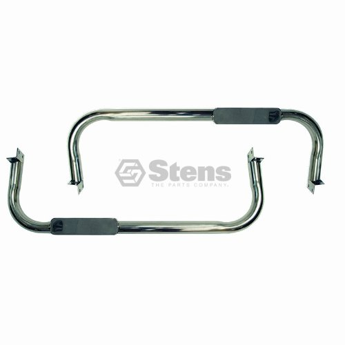 Stens 051-786 Mega Nerf Bars, Stainless, Club Car Precedent (Club Car Nerf Bar compare prices)