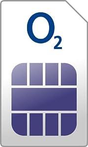 Carte SIM O2 Irlande - EUR 10 de crédit inclus - Numéro irlandais