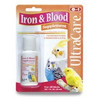 Cheap Iron And Blood Supplement For Birds – 1Oz (D131)