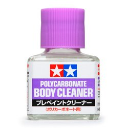 TAMIYA Polycarbonate Body Cleaner 40ml [Japan Import] - 1