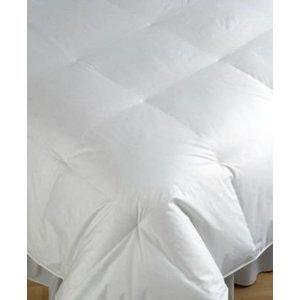 Ralph Lauren Full / Queen White Studio Down Alternative Comforter