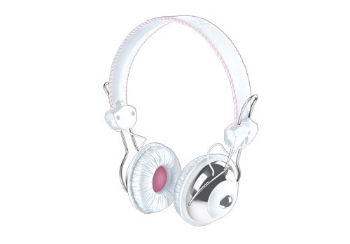 Trust Femee Headset weiß / pink