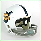 West Virginia 1971-72 Throwback Helmet at Amazon.com