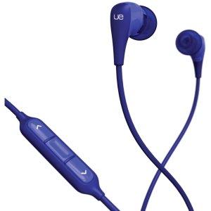 Logitech 985-000432 Ue 200Vi Earbuds Purple