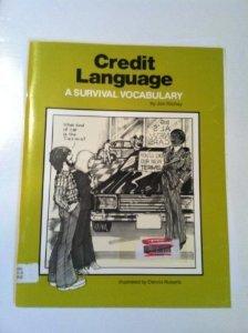 Credit Language