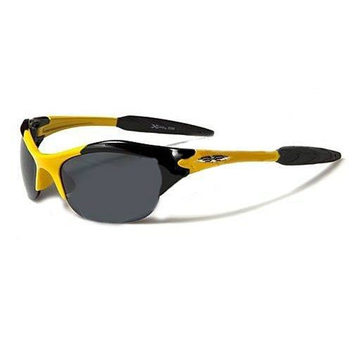 Glasses With Yellow Frame : Discount Xloop Yellow Frame Running Bike Sunglasses ...