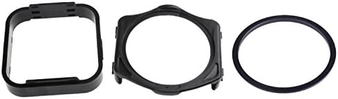Phot- RFilter Holder Square Modular Lens Hood And 82mm Metal Adapter Ring Kit