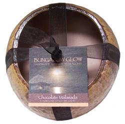 Hawaiian Coconut Candle Chocolate Malasada Scented