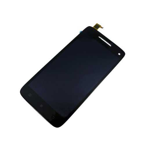 Click to buy New Black Touch Screen Digitizer + LCD Display Assembly For Lenovo S960 Vibe X - From only $39.48