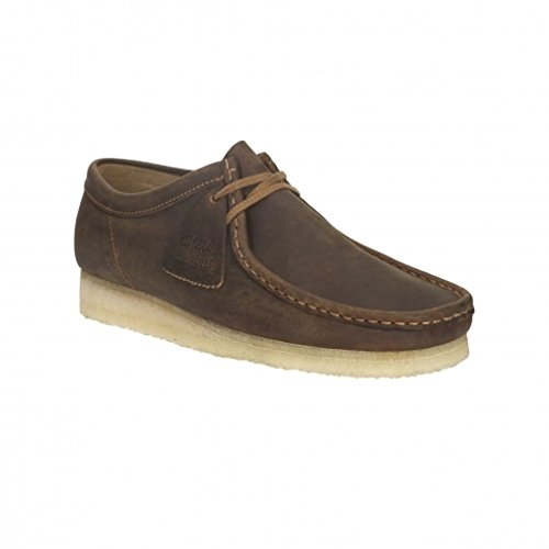clarks-originals-wallabee-mens-suede-casual-shoes-dark-brown-42-eu