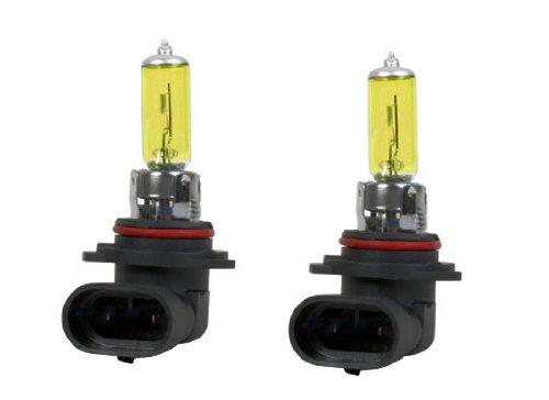 94 95 96 Jaguar Xj12 2Pc 12V 100W 9006/Hb4 Xenon Gas Golden Yellow Low Beam Light Bulbs 3000K 1Pair