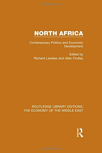Routledge Library Editions: The Economy of the Middle East: North Africa (RLE Economy of the Middle East): Contemporary