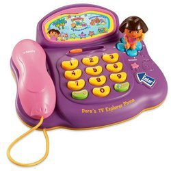 Dora the Explorer: TV Explorer Phone - 1