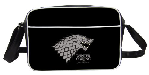 Borsa a tracolla 'Game of Thrones' - Stark Winter Is Coming