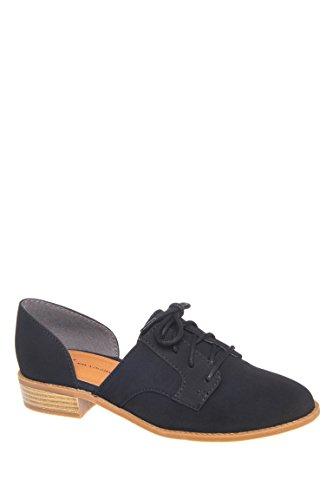 Vivid Low Heel Oxford