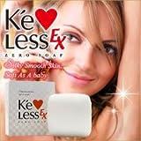 大ヒット除毛剤ケーイーレスより、抑毛、実績成分を凝縮した石鹸『ケーイーレスEXゼロソープ』