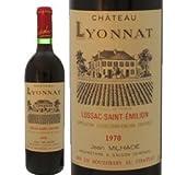 シャトー・リオナ [1970] /赤ワイン/750ML/フランス/ボルドー/リュサック・サン・テミリオン
