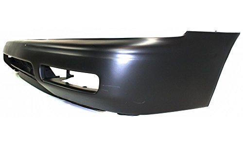 New Evan-Fischer EVA17872012493 Front BUMPER COVER Primed Direct Fit OE REPLACEMENT for 1994-1995 Honda Accord *Replaces Partslink HO1000104 (Bumper For Honda Accord 1995 compare prices)