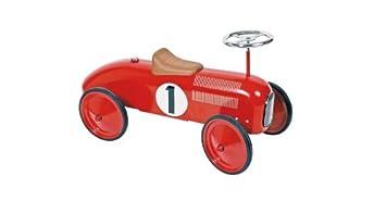 Goki - 2041349 - Porteur - Chariot À Tirer En Rouge