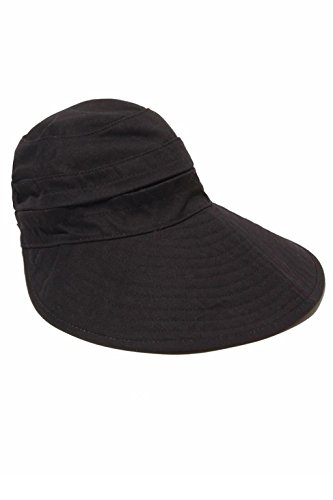 sun-visor-hat-zip-visor-one-size-black