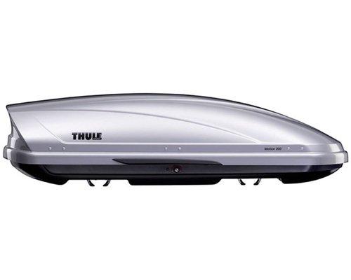 Thule Motion M (200) - Silber glänzend